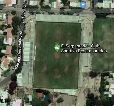 escudo Sportivo Desamparados de San Juan