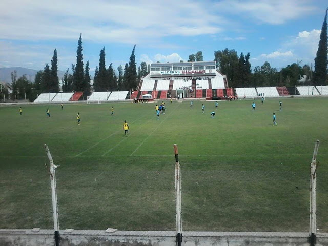 Estadio de Atlético Trinidad de San Juan platea