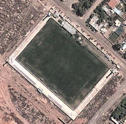 AD Centenario Neuquén google map
