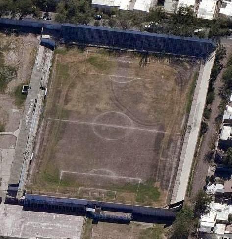 Estadio de Atlético Argentino de Mendoza google map