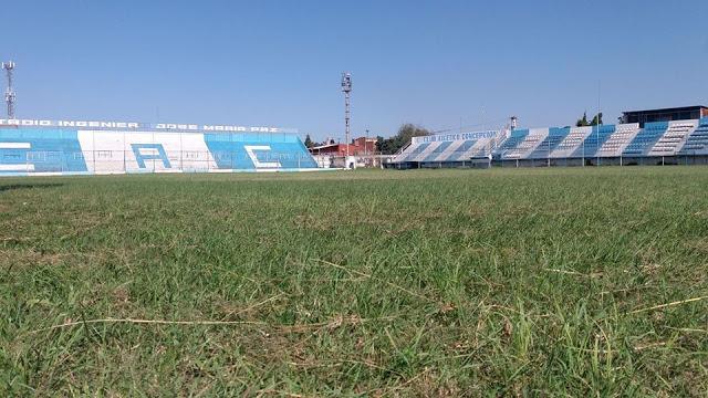 cancha Atlético Concepción