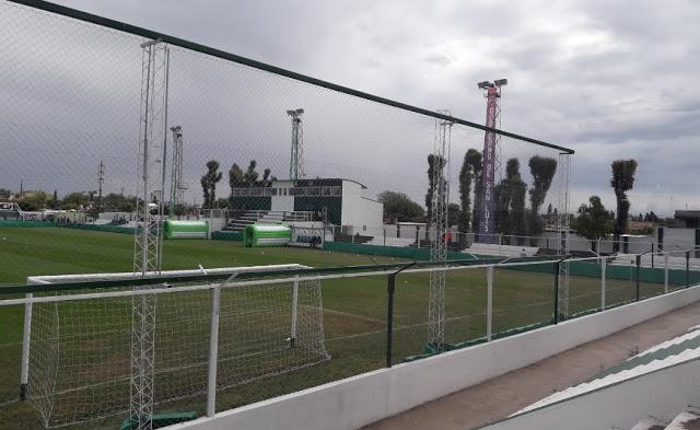 estadio Estudiantes San Luis tribuna