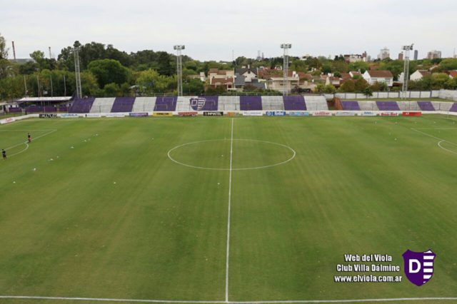 estadio Villa Dalmine Campana