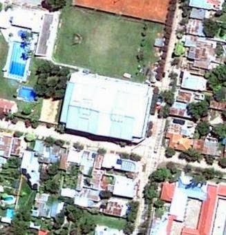 Estadio Félix Colombo google map