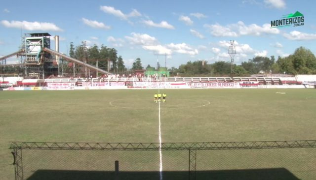 estadio Ñuñorco Monteros