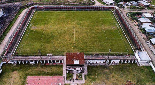 Ñuñorco Monteros vista aerea
