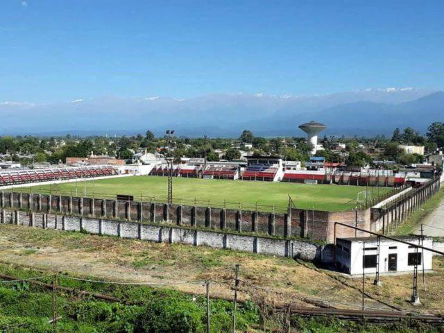 estadio Ñuñorco Monteros tribunas