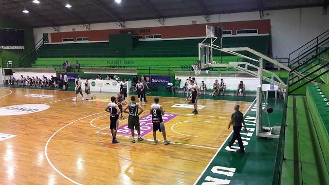 Estadio Unión Sunchales tribuna