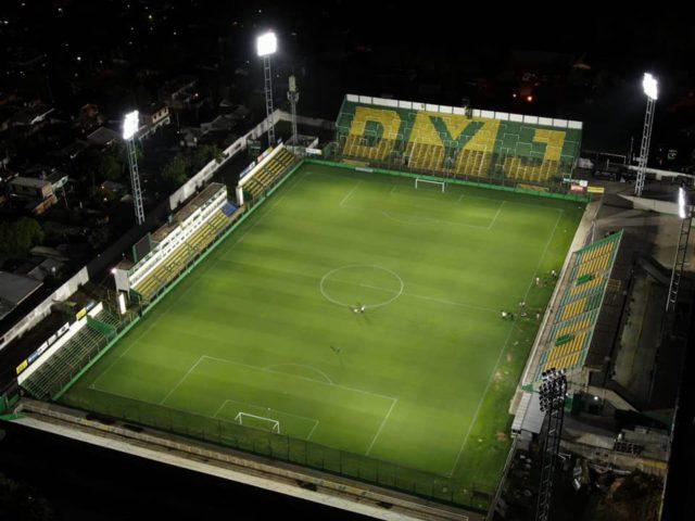 estadio Defensa y Justicia Varela