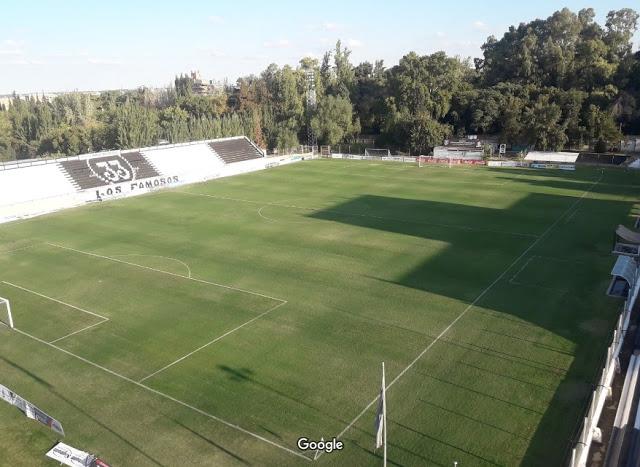 Gimnasia y Esgrima Mendoza estadio