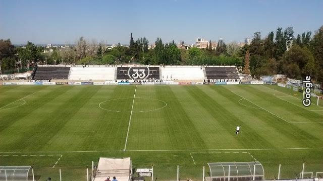 estadio Gimnasia y Esgrima Mendoza