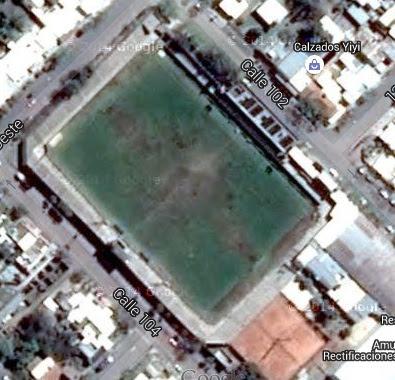 Ferro General Pico google map