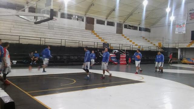 Estadio cubierto GEPU San Luis