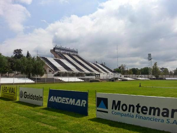 estadio Víctor Legrotaglie Mendoza