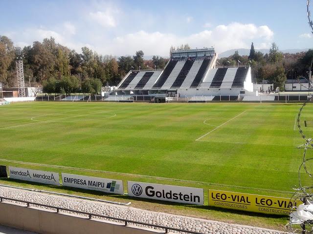 estadio de Gimnasia Mendoza