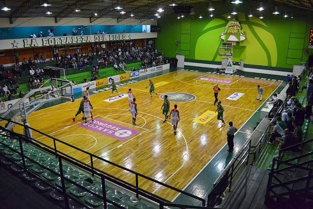 Estadio Cubierto Unión Sunchales