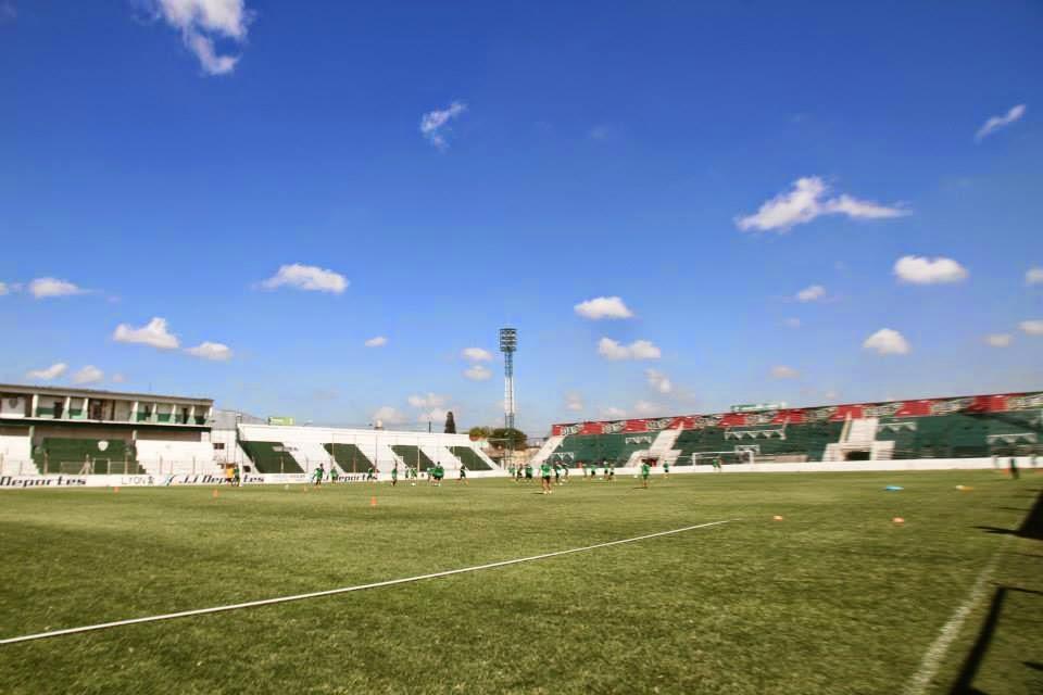 estadio Deportivo Laferrere tribuna2