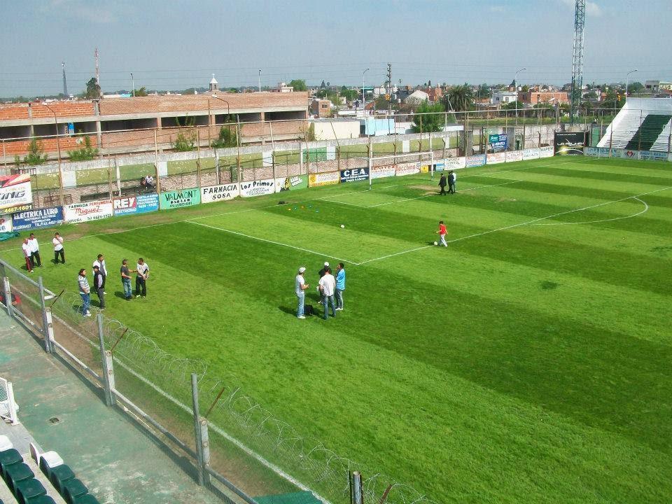 estadio Ciudad Laferrere