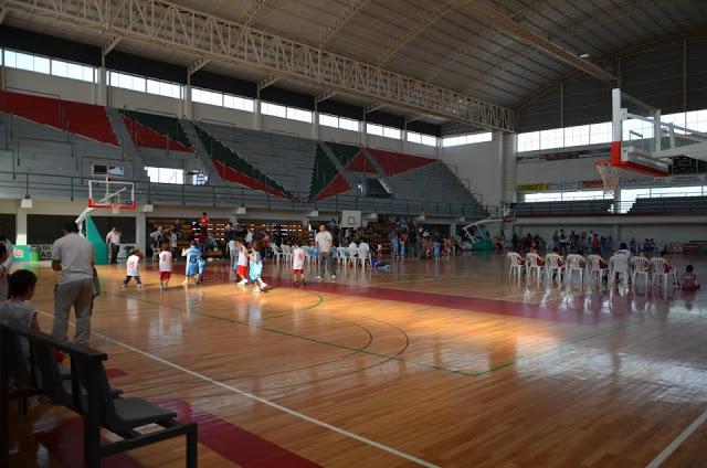 Estadio Cubierto Sportivo Las Parejas