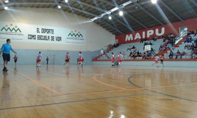 Estadio Polideportivo Maipú5