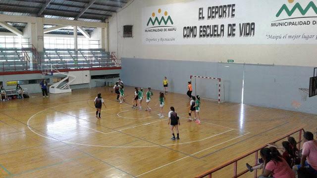 Polideportivo Ribosqui Maipú