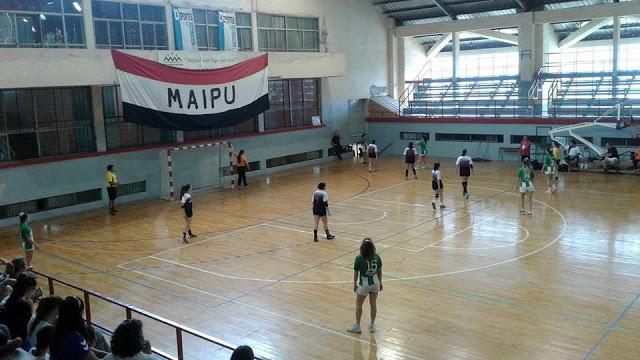Polideportivo Juan Domingo Ribosqui
