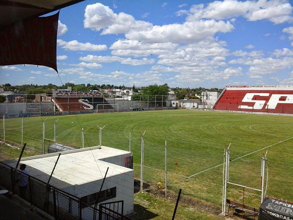 cancha de Sporting de Punta Alta tribuna3