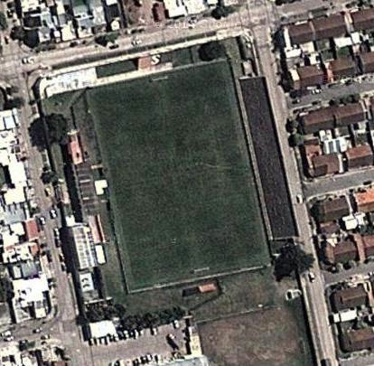 cancha de Sporting de Punta Alta google map