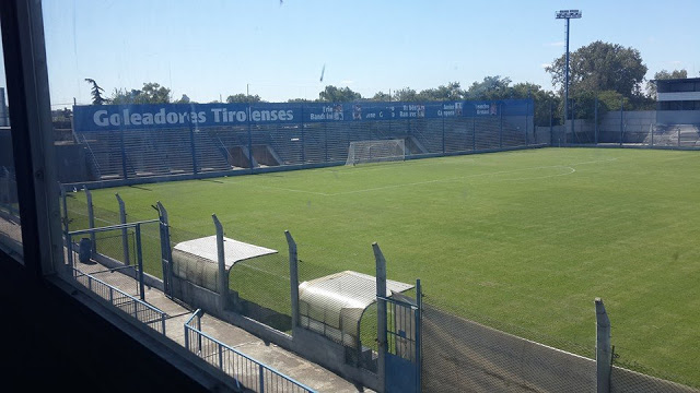 cancha Tiro Federal Rosario tribuna