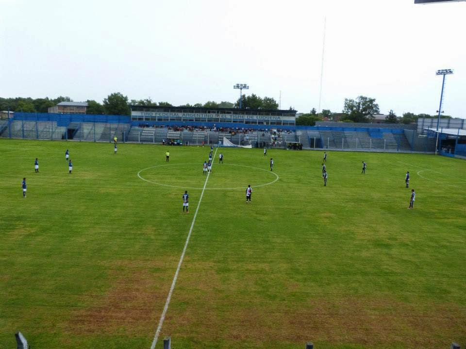 estadio Fortin Ludueña Rosario