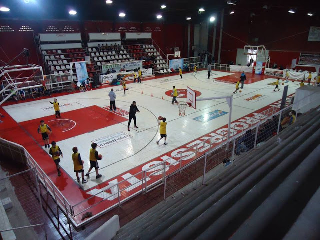 Estadio Cubierto de Unión Progresista de Villa Angela3