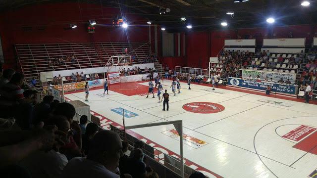 Estadio Cubierto de Unión Progresista de Villa Angela1