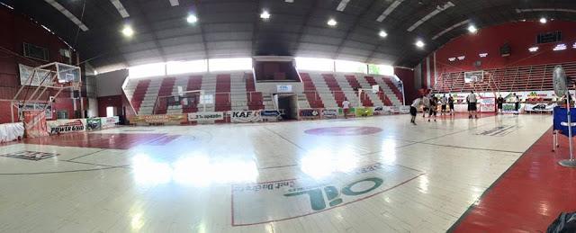 Estadio cubierto Unión Progresista de Villa Angela2