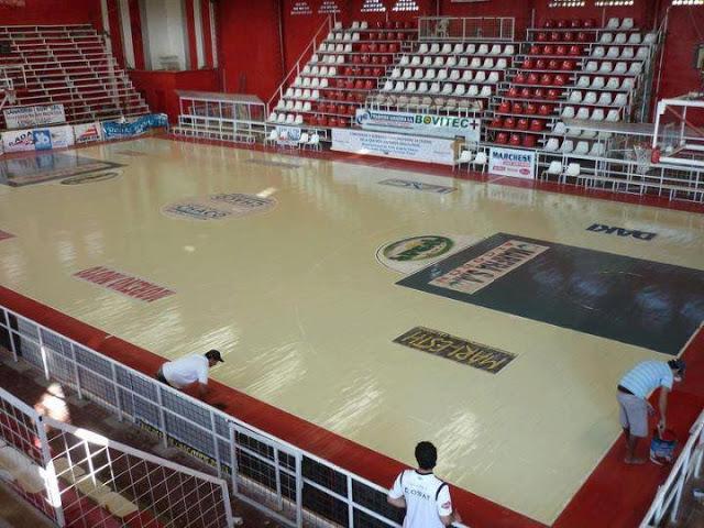 Estadio Cubierto Unión Progresista de Villa Angela4