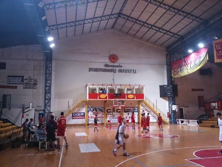 Estadio Fortunato Bonelli Belgrano