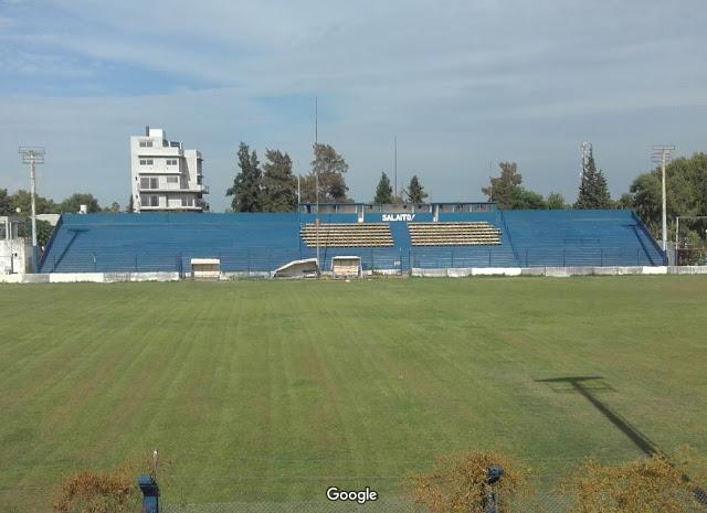 cancha Argentino Rosario platea