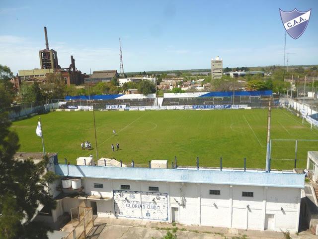 Estadio José Martin Olaeta Rosario