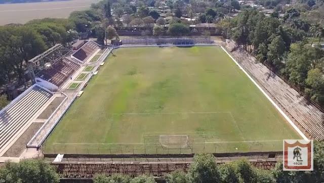Atlético Ledesma Jujuy vista aerea