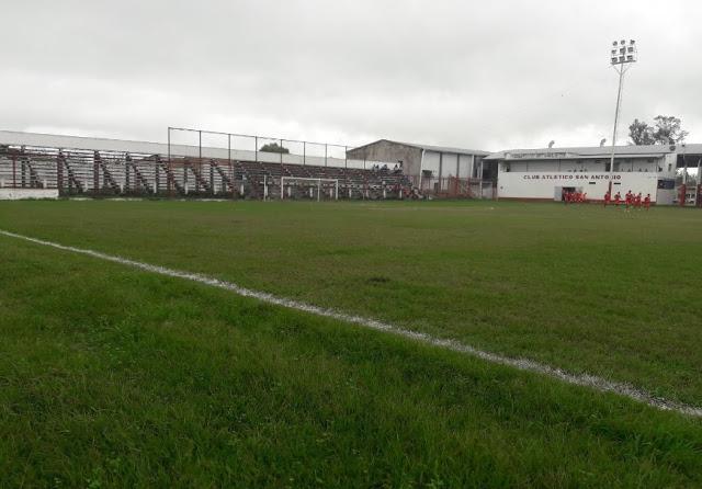San Antonio de Ranchillos tribuna