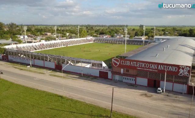Estadio Antonio Moreno Ranchillos
