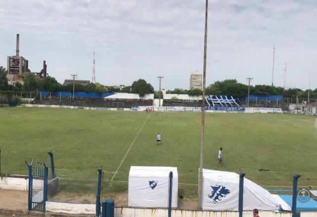 Estadio Argentino Rosario tribunas