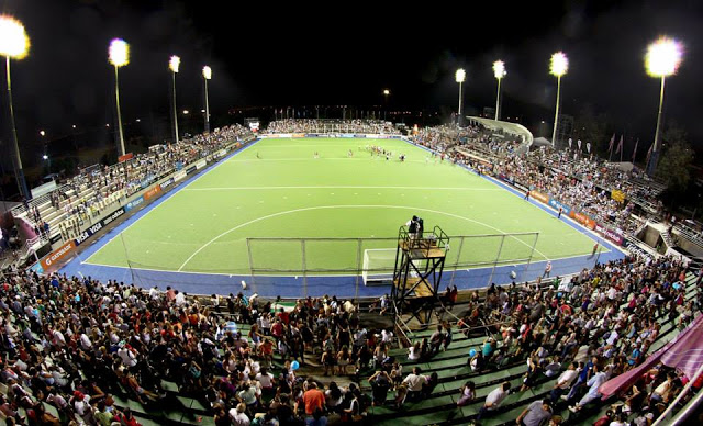 Estadio Hockey Mendoza panoramica