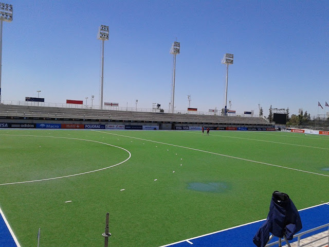 Estadio de Hockey sobre Césped de Mendoza2