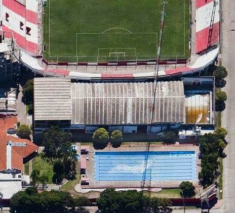 Estadio Angel Sandrin google map
