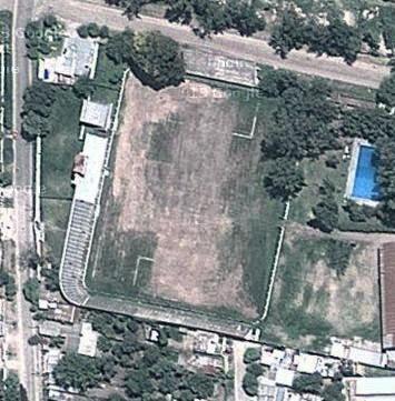 cancha de Deportivo Aguilares de Tucumán google map