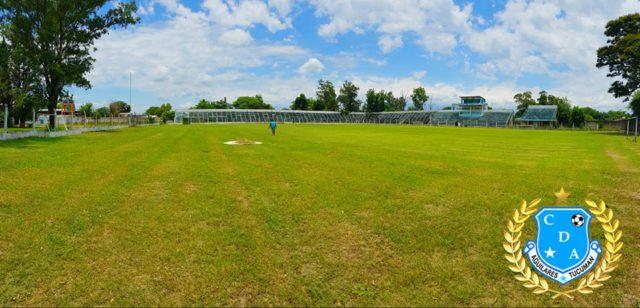 cancha Deportivo Aguilares Tucumán