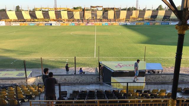 estadio Mitre Santiago del Estero
