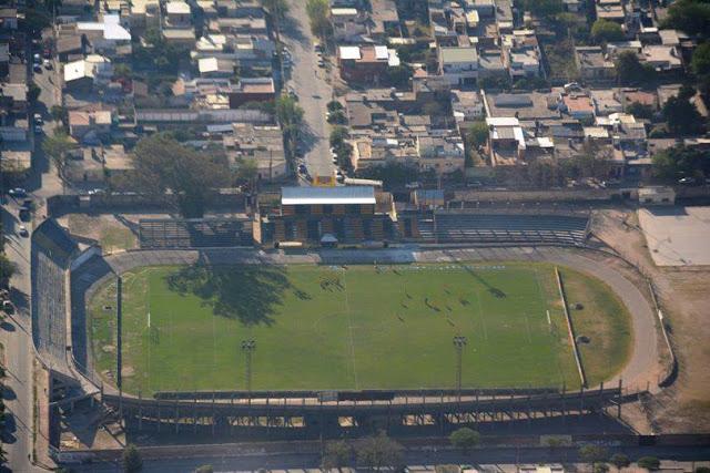 estadio Mitre Santiago del Estero aerea