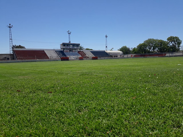 Estadio Sportivo Pedal platea