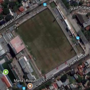Estadio de Talleres de Remedios de Escalada google map